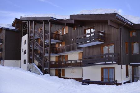 Аренда на лыжном курорте Résidence Onyx - La Plagne - зимой под открытым небом