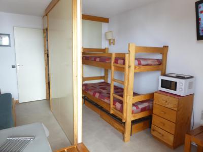 Location au ski Studio 4 personnes (513) - Residence Onyx - La Plagne - Plaques électriques
