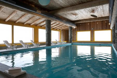 Location au ski Résidence P&V Premium les Hauts Bois - La Plagne - Intérieur