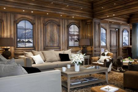 Location au ski Résidence P&V Premium les Hauts Bois - La Plagne - Réception