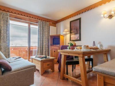 Location au ski Appartement 2 pièces 4-6 personnes - Résidence P&V Premium les Hauts Bois - La Plagne