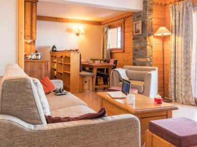 Location au ski Appartement 3 pièces 8 personnes (Espace) - Résidence P&V Premium les Hauts Bois - La Plagne