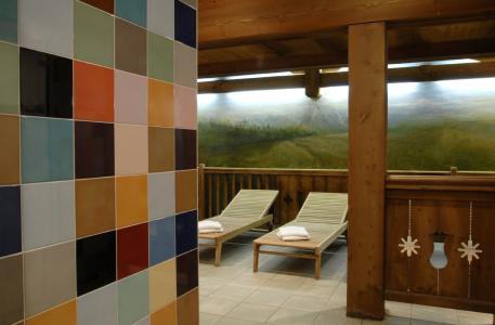 Location au ski Résidence P&V Premium les Hauts Bois - La Plagne - Relaxation