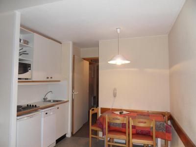 Location au ski Studio coin montagne 4 personnes (408) - Residence Pegase - La Plagne