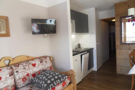 Location au ski Appartement 2 pièces 5 personnes (205) - Residence Pegase - La Plagne - Séjour