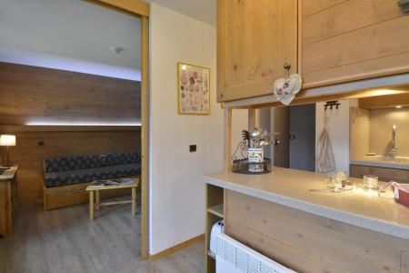 Аренда на лыжном курорте Апартаменты 2 комнат 5 чел. (233) - Résidence Pierre de Soleil - La Plagne