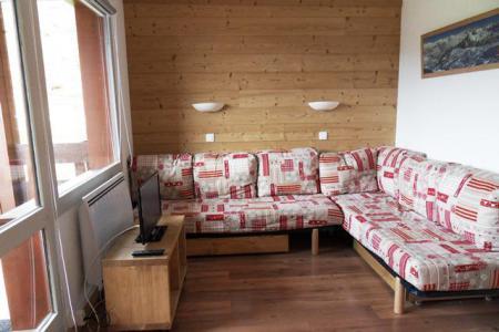 Аренда на лыжном курорте Квартира студия со спальней для 4 чел. (328) - Résidence Pierre de Soleil - La Plagne