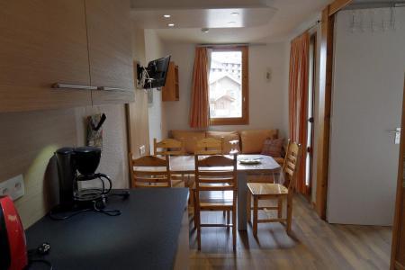 Аренда на лыжном курорте Квартира студия для 4 чел. (112) - Résidence Pierre de Soleil - La Plagne