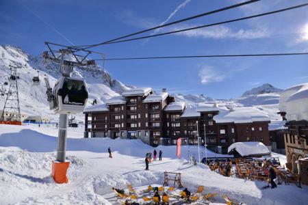 Аренда на лыжном курорте Résidence Pierre de Soleil - La Plagne