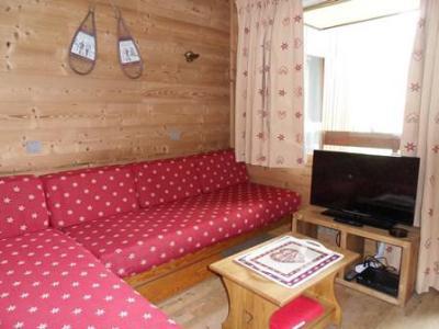 Аренда на лыжном курорте Квартира студия кабина для 4 чел. (327) - Résidence Pierre de Soleil - La Plagne