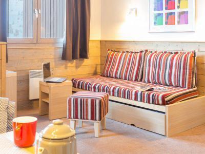Location au ski Appartement 2 pièces 4 personnes - Résidence Pierre et Vacances les Gémeaux - La Plagne