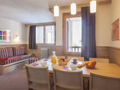 Location au ski Appartement 2 pièces cabine 6 personnes - Résidence Pierre et Vacances les Gémeaux - La Plagne