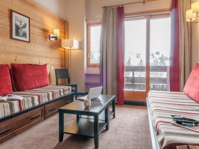 Location au ski Appartement 3 pièces 8 personnes - Résidence Pierre & Vacances Belle Plagne le Quartz - La Plagne