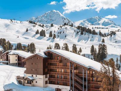 Location au ski Résidence Pierre & Vacances Belle Plagne le Quartz - La Plagne