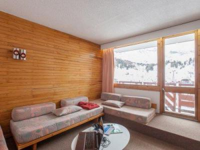 Rent in ski resort Résidence Pierre & Vacances Bellecôte - La Plagne - Bench seat