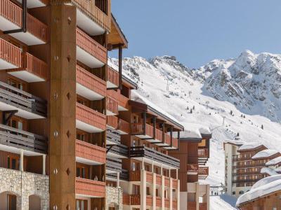 Location La Plagne : Résidence Pierre & Vacances les Constellations hiver