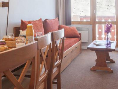 Location au ski Appartement 2 pièces 3-5 personnes - Résidence Pierre & Vacances les Constellations - La Plagne