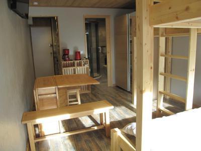Location au ski Studio 4 personnes (32) - Résidence Plein Sud - La Plagne