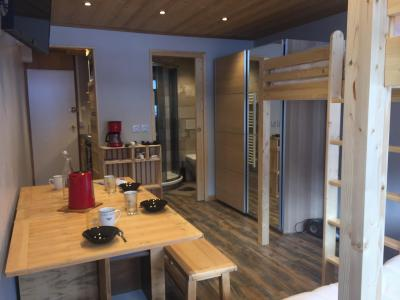 Location au ski Studio 4 personnes (32) - Résidence Plein Sud - La Plagne - Séjour