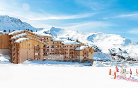 Location La Plagne : Résidence Prestige Front de Neige hiver