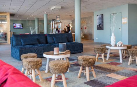 Rent in ski resort Résidence Prestige Front de Neige - La Plagne - Reception