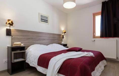 Rent in ski resort Résidence Prestige Front de Neige - La Plagne - Double bed