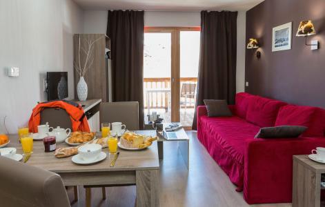 Rent in ski resort Résidence Prestige Front de Neige - La Plagne - Shower room