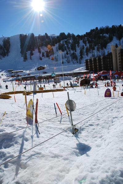 Location au ski Studio 4 personnes (206) - Résidence Saint Jacques - La Plagne