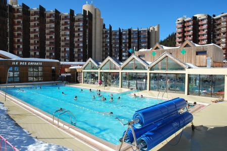 Rental La Plagne : Résidence Saint Jacques summer