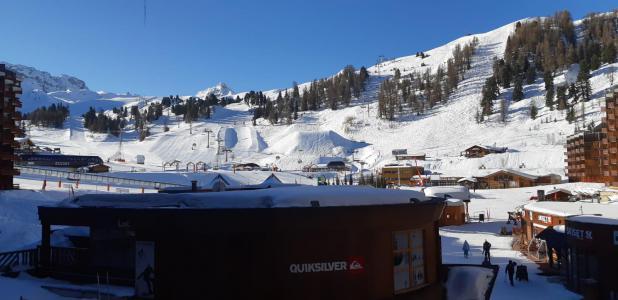 Location au ski Appartement 2 pièces 6 personnes (103) - Résidence Saint Jacques - La Plagne