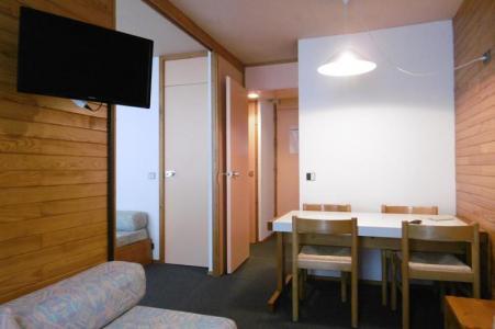 Location au ski Studio 4 personnes (206) - Résidence Saint Jacques - La Plagne - Coin repas