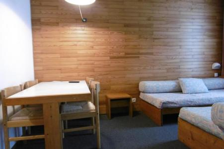 Location au ski Studio 4 personnes (206) - Résidence Saint Jacques - La Plagne - Séjour