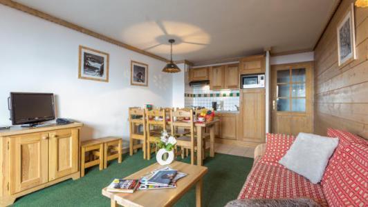 Location au ski Appartement 3 pièces 4-6 personnes - Résidence Sun Valley - La Plagne