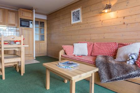 Аренда на лыжном курорте Résidence Sun Valley - La Plagne - Сиденье банкетка