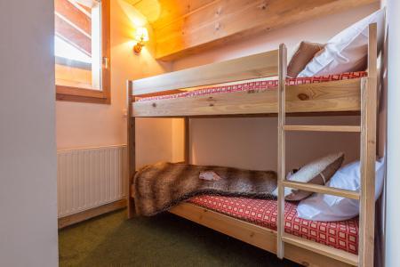 Аренда на лыжном курорте Résidence Sun Valley - La Plagne - Двухъярусные кровати