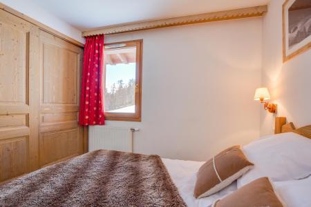 Location au ski Résidence Sun Valley - La Plagne - Chambre