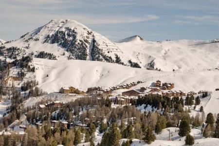 Location au ski Residence Sun Valley - La Plagne - Extérieur hiver