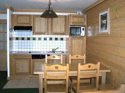 Location au ski Residence Sun Valley - La Plagne - Cuisine