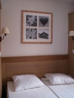 Location au ski Residence Sun Valley - La Plagne - Chambre