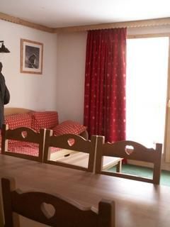 Location au ski Residence Sun Valley - La Plagne - Coin repas