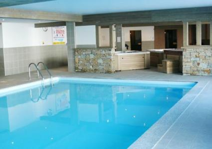 Location au ski Residence Sun Valley - La Plagne - Piscine