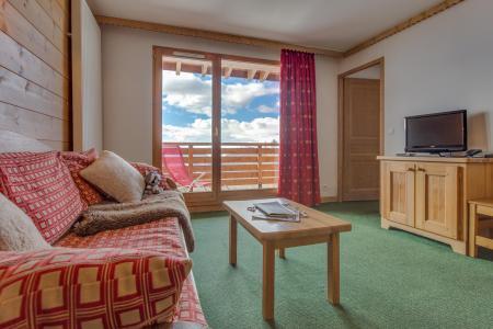 Location au ski Résidence Sun Valley - La Plagne - Tv