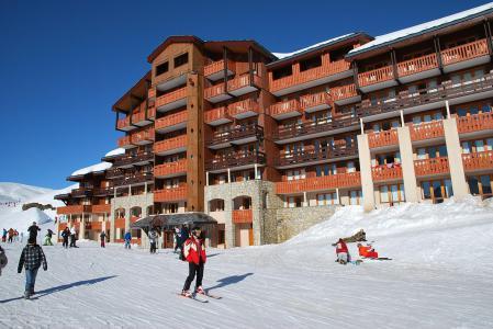 Rental La Plagne : Résidence Themis winter