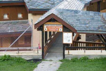 Location au ski Studio 4 personnes (313) - Résidence Themis - La Plagne