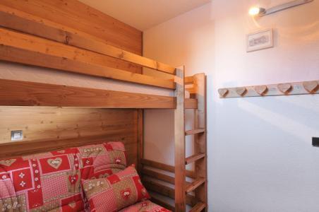 Аренда на лыжном курорте Апартаменты 2 комнат 5 чел. (02) - Résidence Turquoise - La Plagne - Двухъярусные кровати
