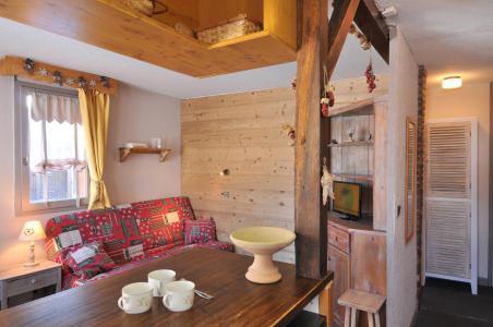 Аренда на лыжном курорте Апартаменты 2 комнат 5 чел. (02) - Résidence Turquoise - La Plagne - Стол