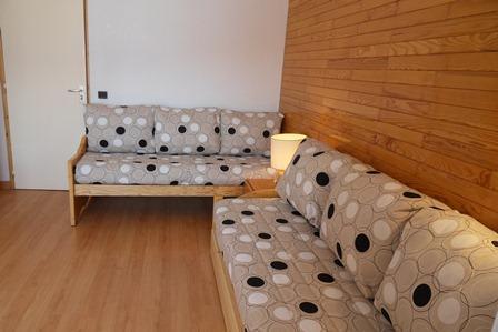 Аренда на лыжном курорте Апартаменты 2 комнат 5 чел. (209) - Résidence Turquoise - La Plagne