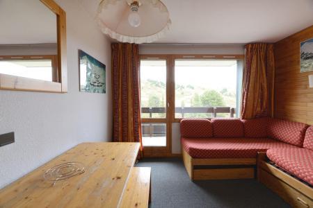 Аренда на лыжном курорте Апартаменты 2 комнат 5 чел. (307) - Résidence Turquoise - La Plagne