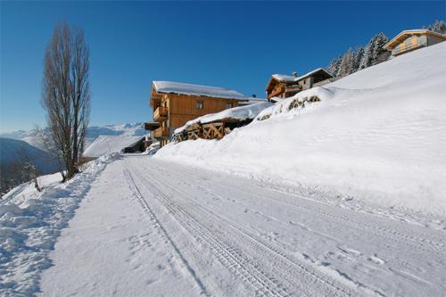 Chalet au ski Chalet Gaiduch