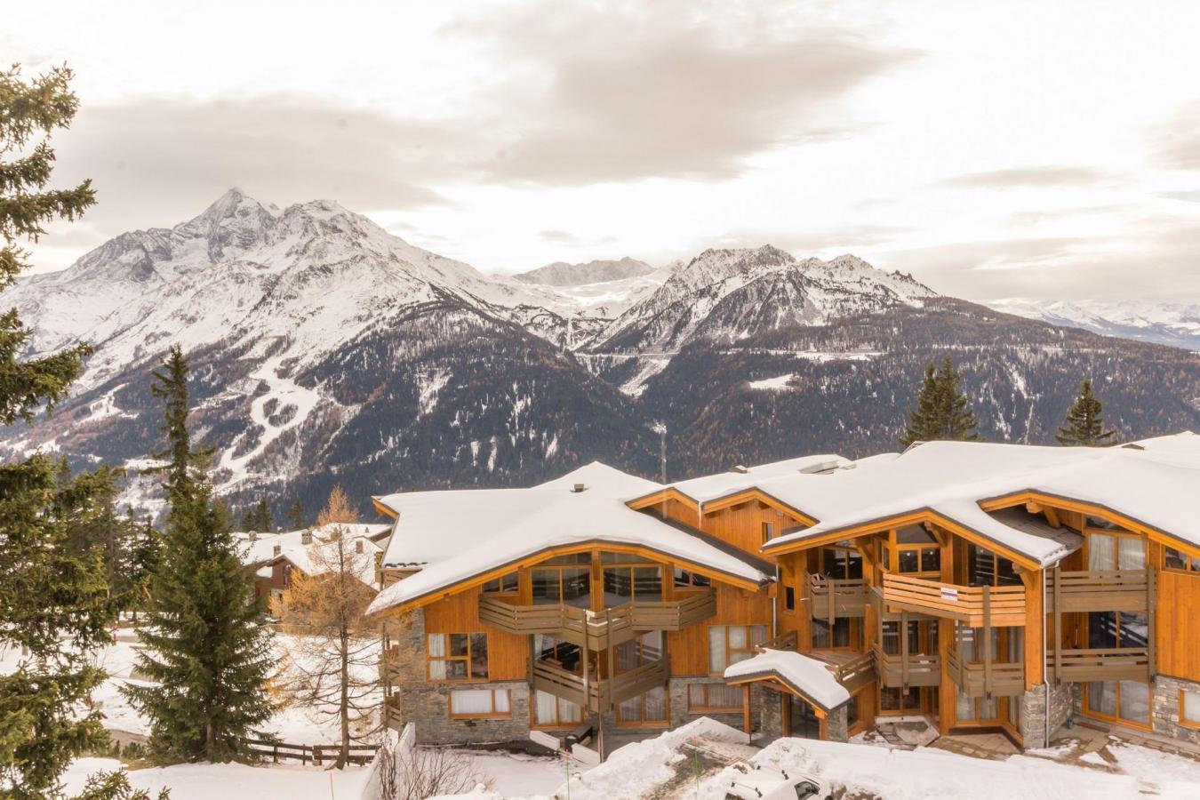 Ski en famille La Residence Les Bouquetins